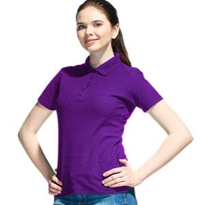 Рубашка поло женская 04 Stan Women цвет 94 Фиолетовый purple